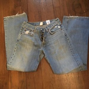 Lucky vintage jeans USA made
